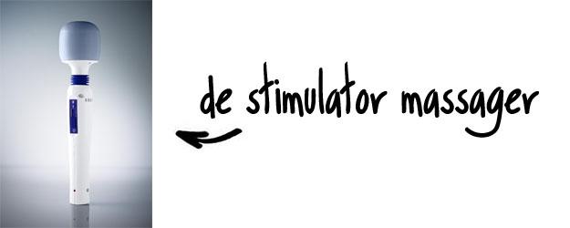 stimulator vibrator