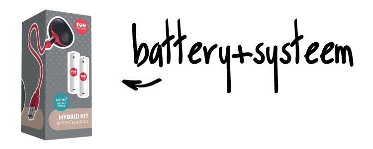 Dit is een afbeelding van darling devil battery plus system