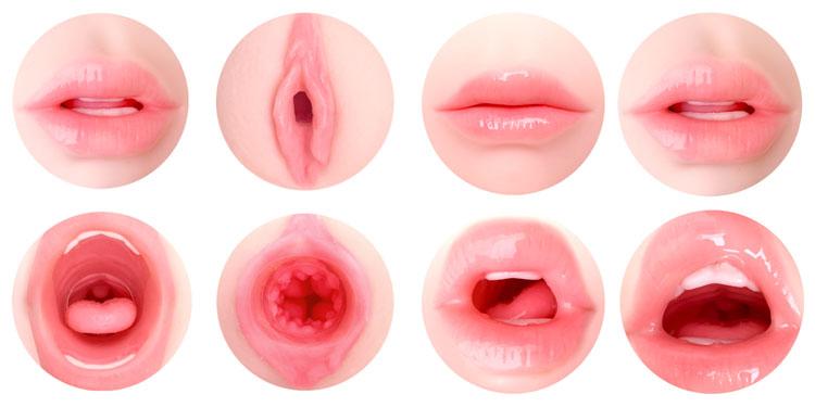Dit is een afbeelding van ondo nupu masturbator kutje mondje