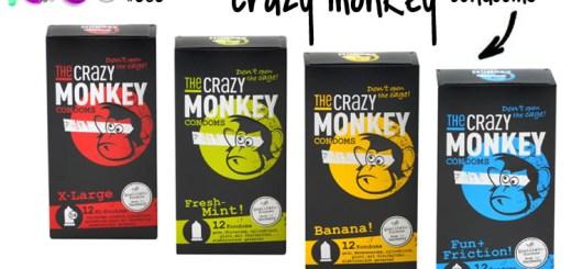Dit is een afbeelding van crazy monkey condooms 2
