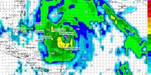 Simulación de Radar lunes 9pm-12am