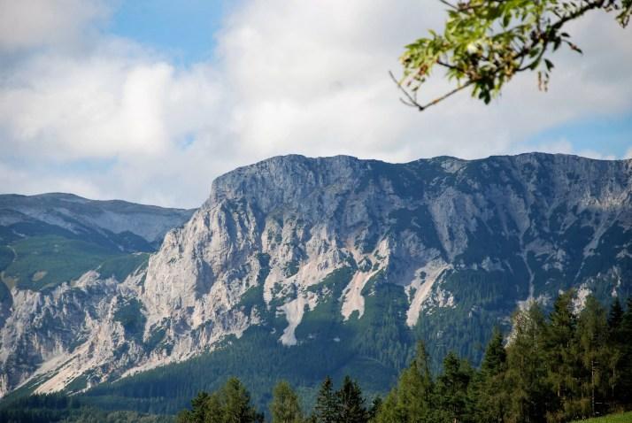 Austria, Alpy, Masyw Rax-Schneeberg