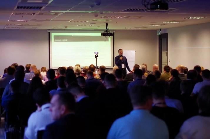 Konferencaj Crypto Future w Warszawie