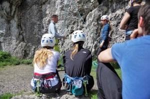 Na dniu wspinania - Climbing Day