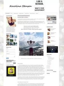 Blog Karolinastenesen.com
