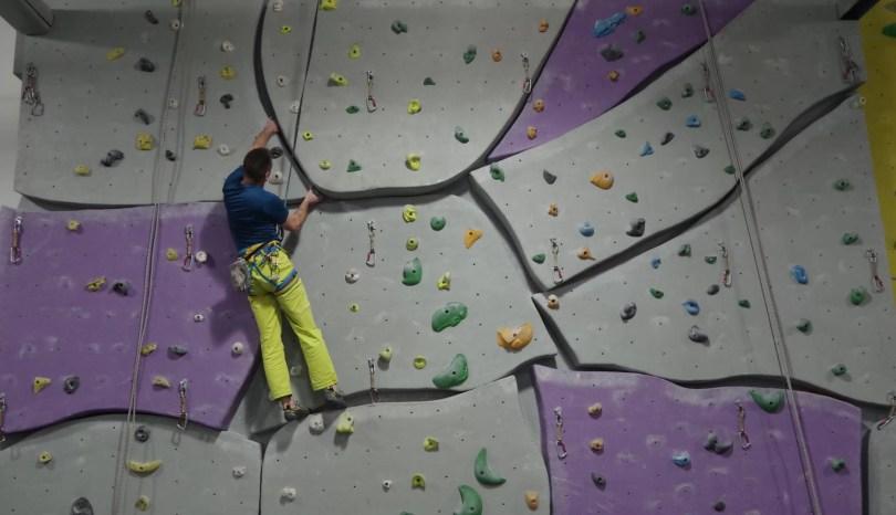 Dlaczego warto schładzać się po treningu wspinaczkowym