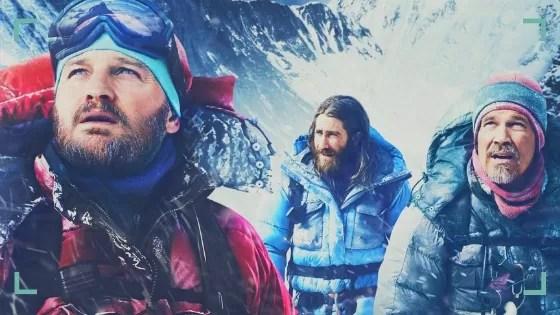 Scena z filmu Everest, zdjęcie: Motionpicturereview