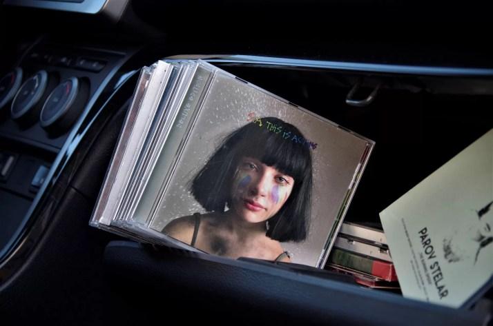 Lubimy słuchać muzyki w samochodzie