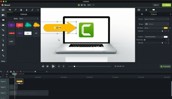 TechSmith Camtasia Image