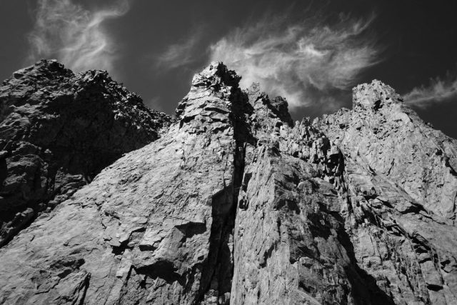 Temple Crag Towers