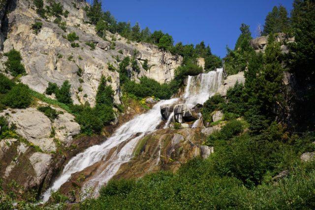 Goat Falls Sawtooth