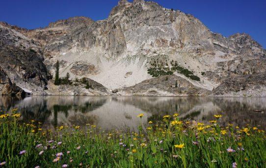 Thompson and Merrit Peak