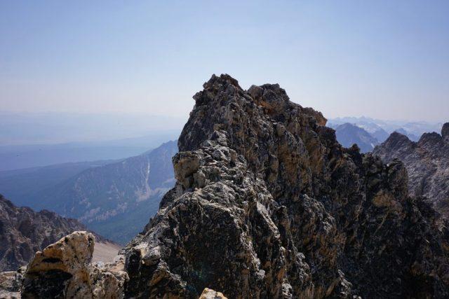 Thompson Peak Summit