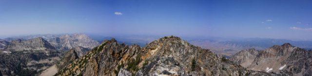 Merrit Peak Summit Views