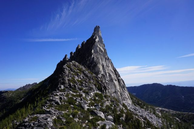 Prusik Peak Approach