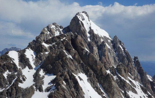 Middle + South Teton Ski