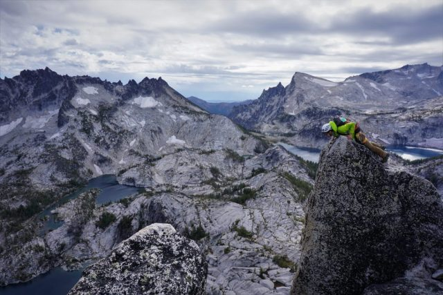 Overlooking the Enchantments
