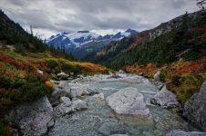 Wonderful stream in the North Fork Napeequa.