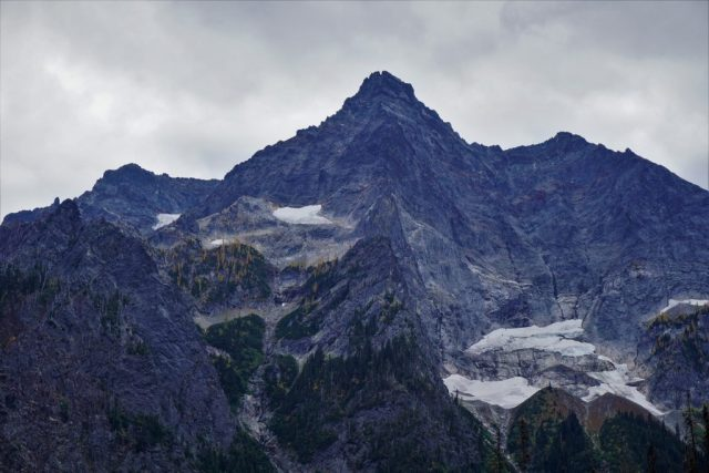 Buck Mountain North Face