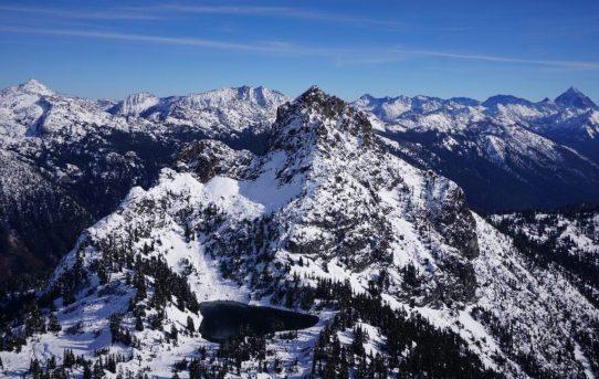 Mt. Daniel (Attempt)