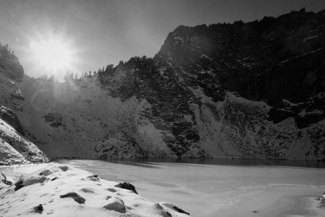 Chair Peak Lake