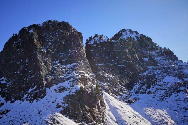 North Side Chair Peak