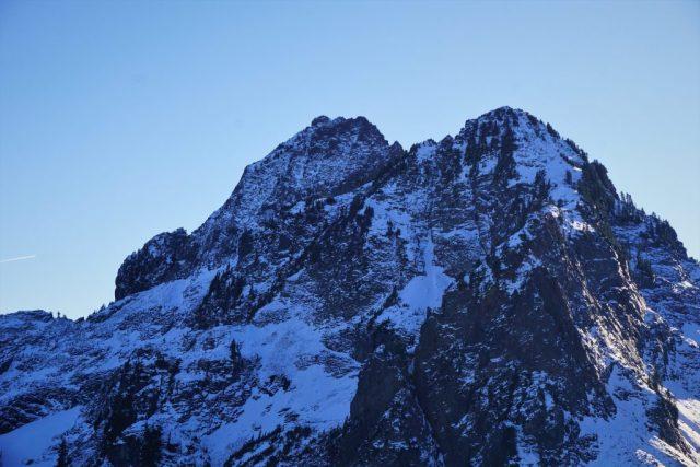 North Face Chair Peak