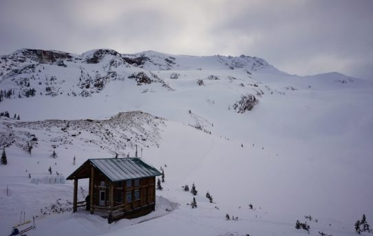 Asulkan Hut Ski Tour