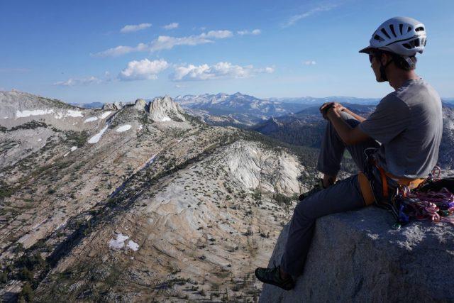 Cathedral Peak Summit