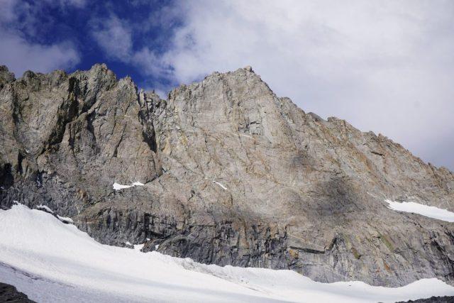 Norman Clyde Peak