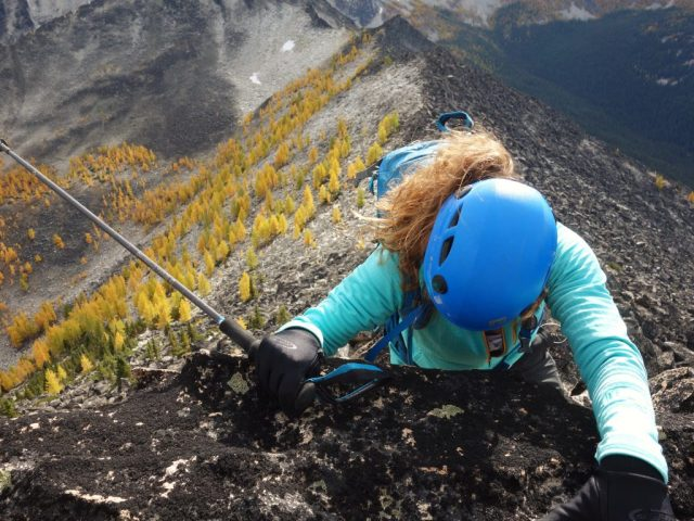 Hoodoo Summit Scramble