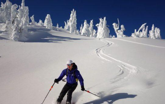 Grassy Hut Ski Tour