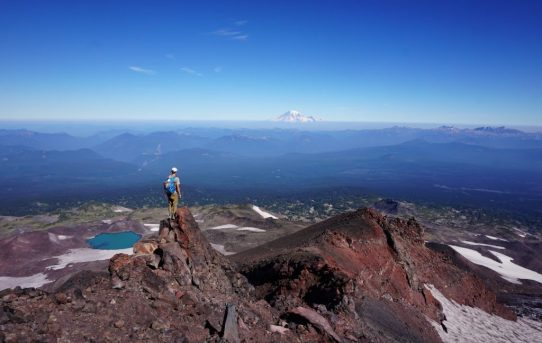 Mt. Adams Traverse