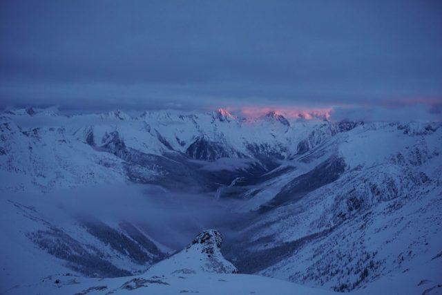 Sunrise Asulkan Valley