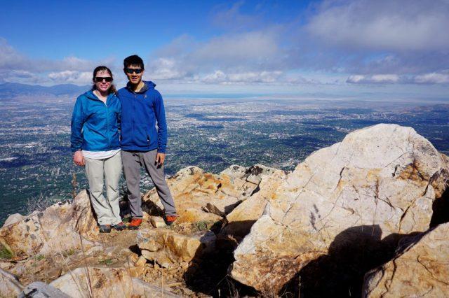Mt. Olympus Summit