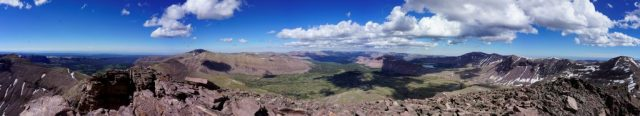 Kings Peak Panorama