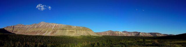 Yellowstone Creek Basin