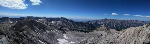 White Baldy Summit
