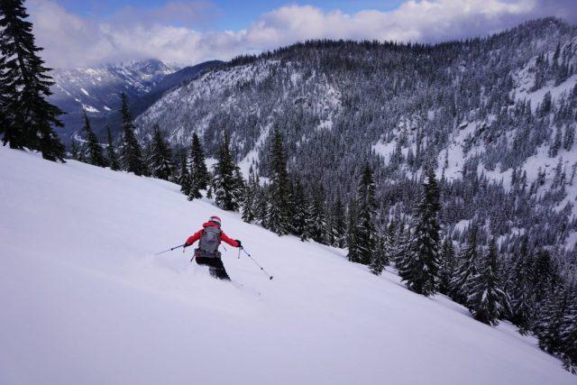 Tye Peak Shred