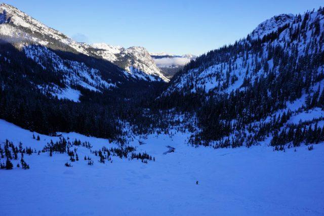 Source Lake Descent