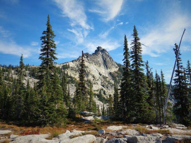 Harrison Peak