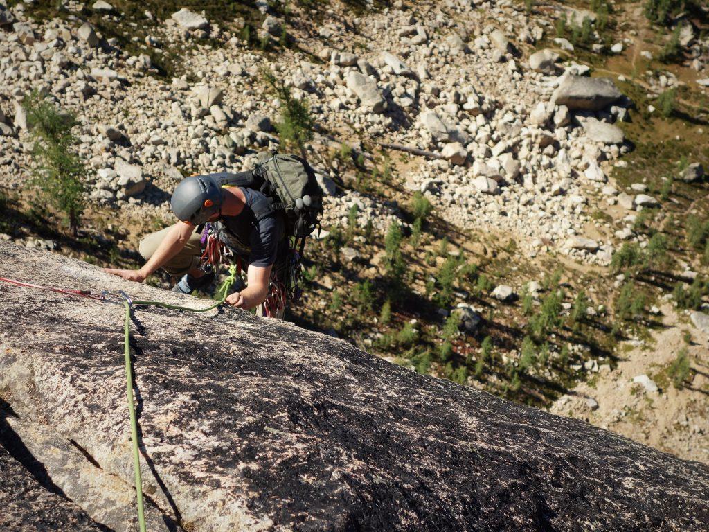 SW Rib Climb