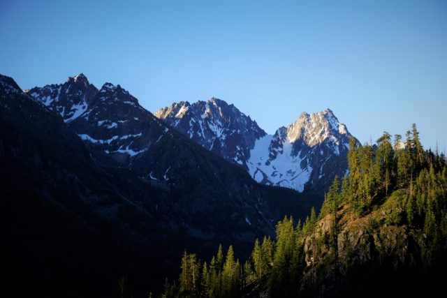 Dragontail and Colchuck