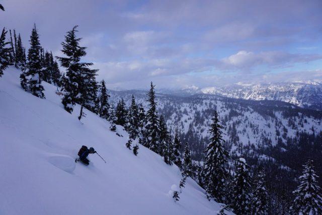 McCue Ridge Ski