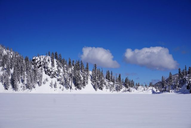 Snow Lake Outlet