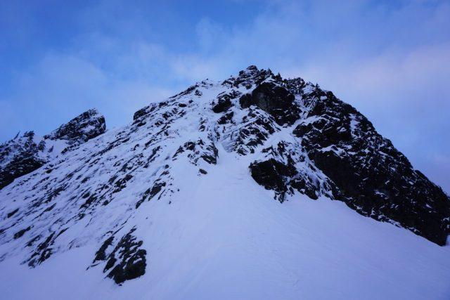 NE Buttress Chair Peak