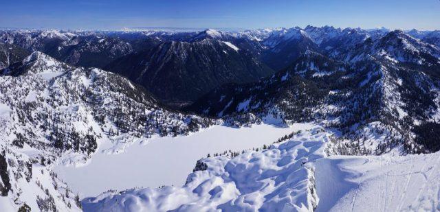 Snow Lake Panorama