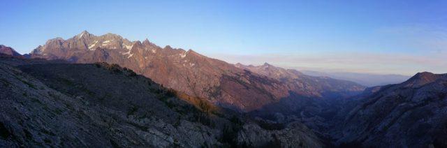 Bench Canyon Sunset