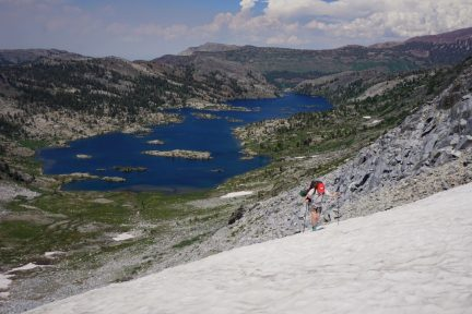 Garnet Lake Climb