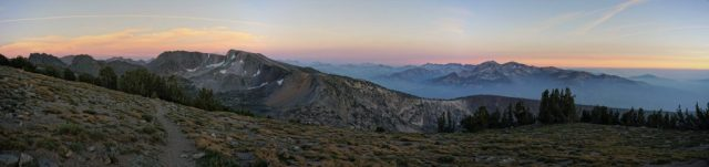 Mammoth Crest Twilight